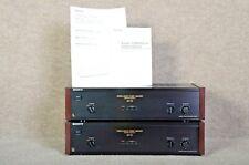 SONY TA N-110 MONO / STEREO Power Amplifiers (pair)