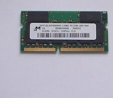 512mb DI RAM MEMORIA IBM THINKPAD x22 x23 x24 x30 t23 r31 Memory SO-DIMM