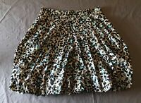 Plenty by Tracy Reese above knee bubble hem skirt size 6? see listing