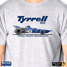 Official Tyrrell 002 Racing Car ( Cevert ) T-Shirt