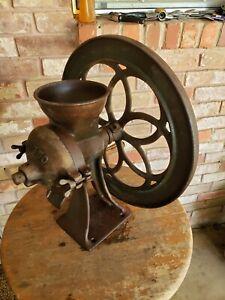 Vintage Antique Cast Iron Enterprise Mfg. Model 750 Bone/Grist Grinder