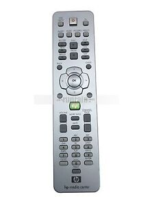 HP MCE Media Center IR RC6 Remote Control RC1314401/00 For Windows 7 Vista NUC