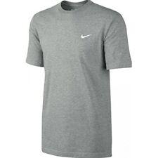 Nike Fundamental Short Sleeve T Shirt Mens Lightweight Gym Top All Sizes S-xxl Grey 2xl