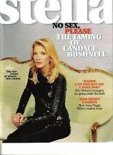 Candace Bushnell on Magazine Cover 2006