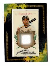 JERMAINE DYE MLB 2008 TOPPS ALLEN AND GINTER RELICS (WHITE SOX,ATHLETICS)