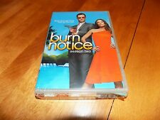BURN NOTICE Complete First & Second Season 1 & 2 FOX TV Classic DVD SETS SET NEW