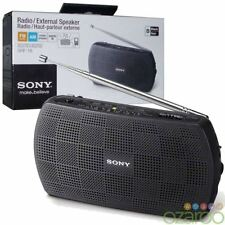 Reproductores de música portátiles y radios Sony