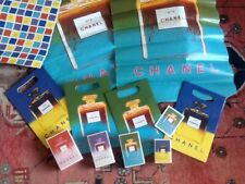 Rare Chanel no:5 Andy Warhol limited edition vintage perfume collection.