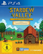 Stardew Valley Collector's Edition (Sony PlayStation 4, 2017)