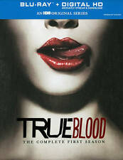 True Blood - The Complete First 1st Season (Blu-ray Disc, 2014, 5-Disc Set) NEW