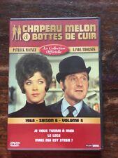 CHAPEAU MELON ET BOTTES DE CUIR - 1968 - SAISON 6 - VOLUME 5
