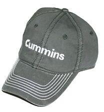 Cummins Diesel Engines Charcoal Gray & White Quarry Cap/Hat