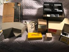 Vintage slide projector Equipment - Some Vintage Assorted Brands And Pieces