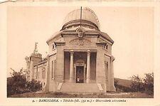Br33342 Barcelona Tibidabo Observatorio astronomico spain