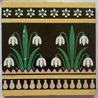 Original Minton Tile. (DR CHRISTOPHER DRESSER)
