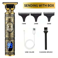 Professional Hair Clippers Shaver Trimmers Machine Cordless Beard Electric
