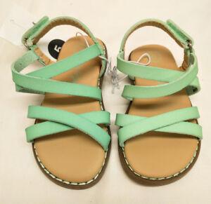 Cat & Jack Darcie Slide Sandal Toddler Girls'  MINT  [7601]