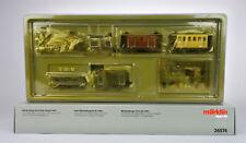"MARKLIN HO SCALE 26574 DIGITAL ""WURTTEMBERGER"" 1859 STEAM ENGINE TRAIN SET"