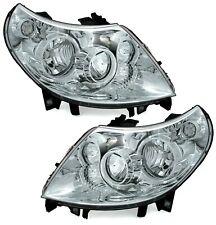 SCHEINWERFER SET für FIAT / PEUGEOT / CITROEN inkl LWR Stellmotoren links rechts