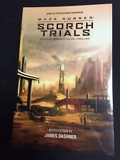 MAZE RUNNER: Scorched Earth Trials (Graphic Novel Prelude) - Boom! Studios
