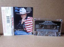 DOUG MEIER country Straight From the Heart cassette tape Christian 2001
