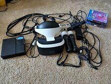 PlayStation VR (PSVR) Bundle With 5 Games