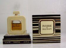Ivoire de Balmain Women's Pure Parfum/Perfume 0.25oz/7.5ml 80% Full