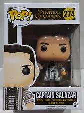FUNKO POP! PIRATES OF THE CARIBBEAN CAPTAIN SALAZAR VINYL FIGUR IN BOX #274