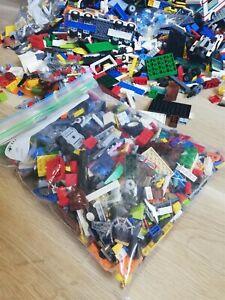 LEGO - 1KG  CREATIVITY BULK PACKS 850 PCS* PER BAG! FREE Brick Tool!