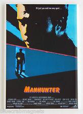 Manhunter FRIDGE MAGNET (2 x 3 inches) movie poster michael mann hannibal lector