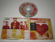 Boys Like Girls/Love Drunk (Columbia/88697491922) CD album