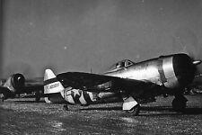 WW2 - Aviation - Normandie 1944 - Décollage des Republic P47 Thunderbold