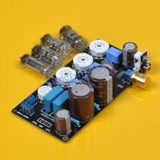 6N4 x3 6Z4 Tube Preamplifier Maratz 7 Valve Pre-amp Assembled Kit Updated Board