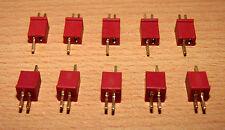 5 par t mini Dean enchufe hembra 15 a verpolsicher 10 unidades Deans t Ultra Micro