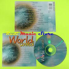 CD WORLD SOUND andreas vollenweider october project dan ar braz (C24*) mc lp dvd