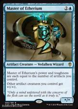 Master of Etherium Near Mint Normal English - Magic the Gathering - Commander