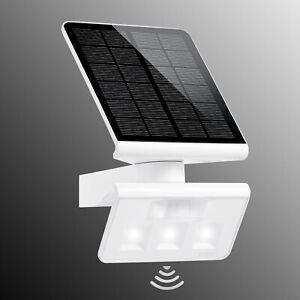 LED Außenleuchte Xsolar L-S Wandleuchte Außenwandleuchte Sensorleuchte Wandlampe