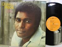 Country Lp Charley Pride Sweet Country On Rca