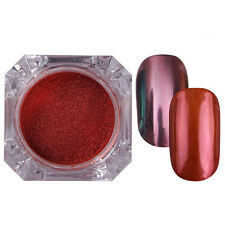 BORN PRETTY Nail Mirror Glitter Powder Chrome Nail Art Manicure Pigment Dust