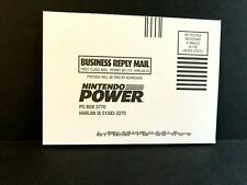 Nintendo Power Mail In C/HW-UTL-USZ REGISTRATION CARD ONLY Authentic