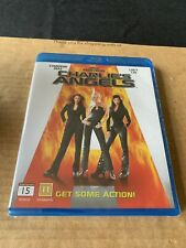 Charlies Angels (200) Blu Ray NEW & SEALED Import Cameron Diaz Drew Barrymore