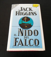 Il nido del falco - Jack Higgins - Prima Edizione Pandora Sperling & Kupfer -