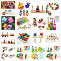 Baby Educational Kids Children Intellectual Development Wooden Toy Love GiftLJ