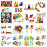 Baby Educational Kids Children Intellectual Development Wooden Toy Love Gift LJ