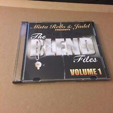 DJ Mistarello & Jadel Blend Files #1 RARE Blends Mixtape NYC Hip Hop RNB Mix CD