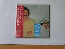 "MICHAEL FRANKS ""Burchfield Nines"" Japan mini LP SHM CD"