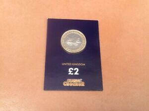"CHANGE CHECKER GIBRALTAR £2 POUND COIN ""BATTLE OF TRAFALGAR 1805"", 2006"