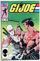 G.I. Joe A Real American Hero! Issue #52 Marvel Comics