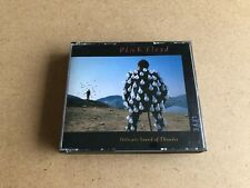 PINK FLOYD...DELICATE SOUND OF THUNDER...2 CDS FAT BOX