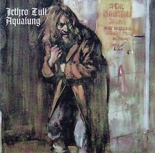 JETHRO TULL : AQUALUNG (NEW EDITION) / CD - TOP-ZUSTAND